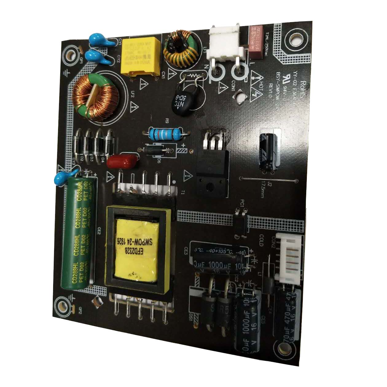 超薄电源板