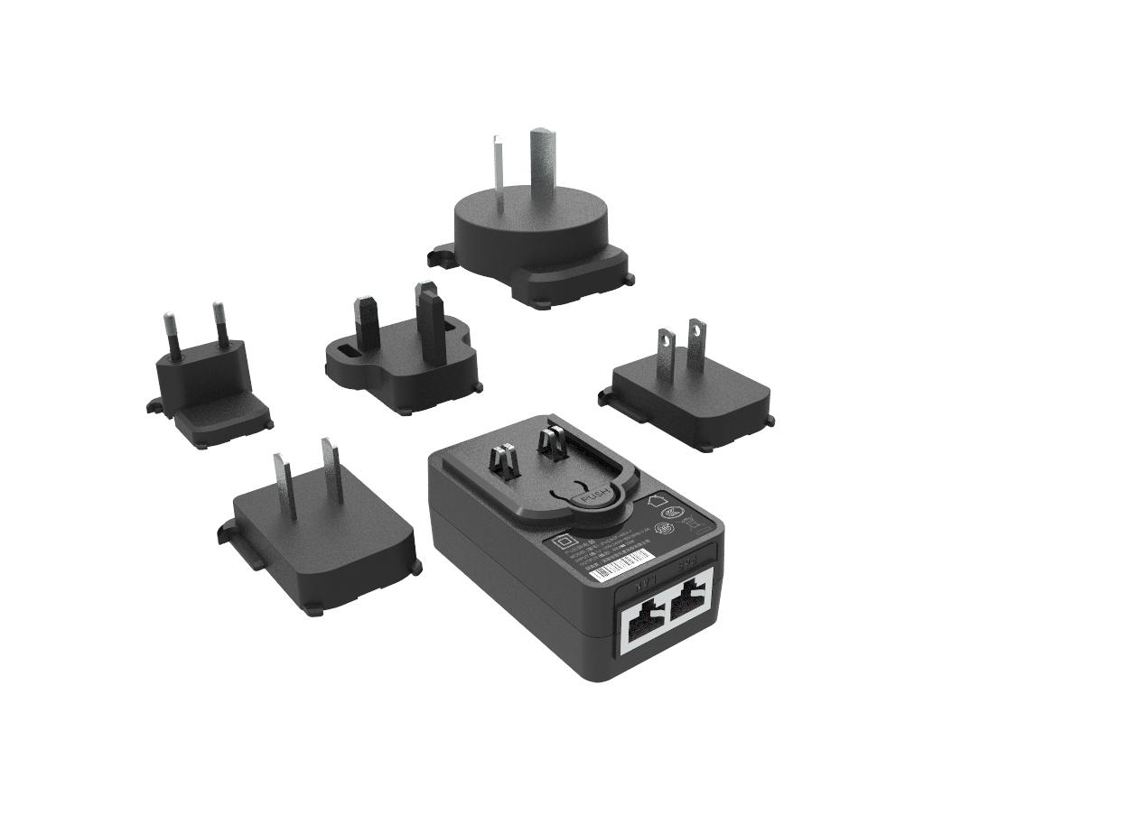POE30F-可换插脚